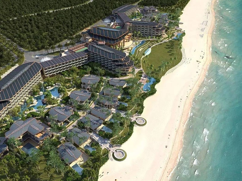 The Westin Shimei Bay Resort, Hainan
